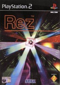 Rez – фото обложки игры