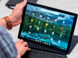 Планшеты Google все: компания свернула производство нового поколения Pixel Slate