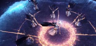 Total War: Warhammer II. Анонсирующий трейлер