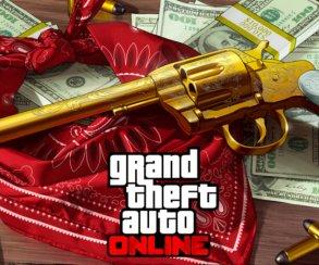 В GTA Online уже можно получить револьвер для будущей Red Dead Redemption 2