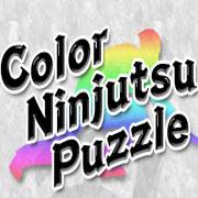 Color Ninjutsu Puzzle – фото обложки игры