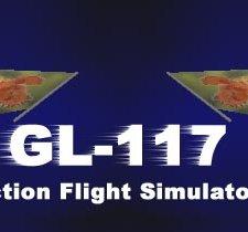 GL-117 Action Flight Simulator