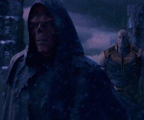 Что произошло сКрасным черепом в«Войне Бесконечности»? Отвечают создатели фильма