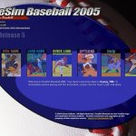 Скриншот PureSim Baseball 2005 – Изображение 2