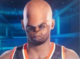 Сканирование лиц в NBA 2K15 порождает уродцев