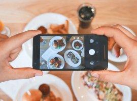 Вроссийском Instagram теперь можно заказать еду