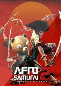 Afro Samurai 2: Revenge of Kuma  – фото обложки игры