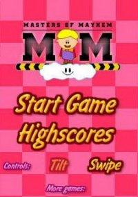 Masters of Mayhem – фото обложки игры
