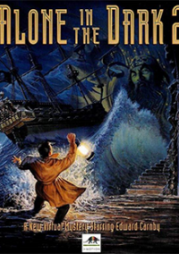 Alone in the Dark: One-Eyed Jack's Revenge – фото обложки игры