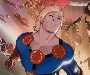Фильм про Вечных изчетвертой фазы киновселенной Marvel получил сценаристов