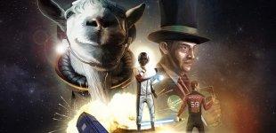 Goat Simulator: Waste of Space. Официальный трейлер