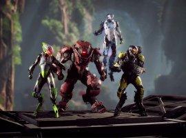 Разработчики Anthem добавили в игру на Хэллоуин броню в стиле рас из Mass Effect