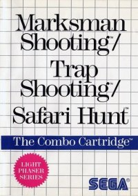 Marksman Shooting / Trap Shooting / Safari Hunt – фото обложки игры
