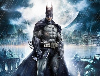 Игры про Бэтмена