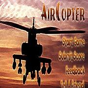 AirCopter – фото обложки игры
