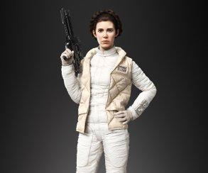 Star Wars Battlefront: DICE представила Лею, Хана Соло и Палпатина