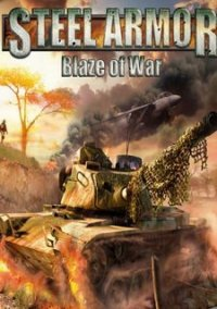 Steel Armor: Blaze of War – фото обложки игры