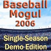 Baseball Mogul 2006 – фото обложки игры