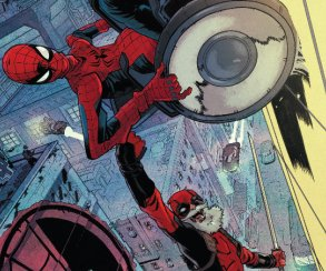Супергерои— это навсегда: пенсионеры Человек-паук иДэдпул тряхнут стариной