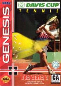 Davis Cup World Tour Tennis – фото обложки игры