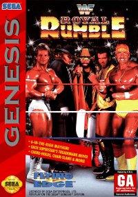WWF Royal Rumble – фото обложки игры