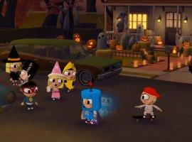 Double Fine получила полные права на Costume Quest и Stacking