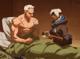 Новый рассказ поOverwatch раскрыл принадлежность еще одного персонажа кЛГБТ