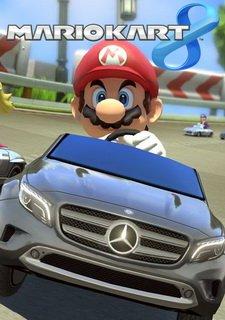 Mario Kart 8: Mercedes-Benz