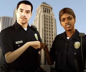 Гифка дня: никто неуйдет отправосудия вGrand Theft Auto V