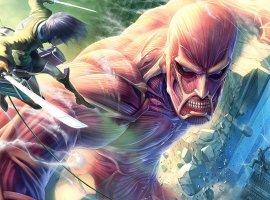 Известны первые подробности Attack on Titan: The Last Wings of Mankind