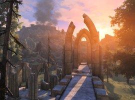 Сиродил еще никогда не выглядел так прекрасно! Трейлер The Elder Scrolls: Skyblivion