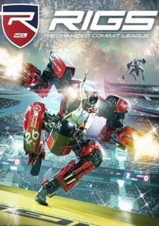 RIGS: Mech Combat League