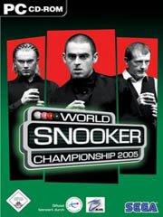 World Championship Snooker 2005 – фото обложки игры