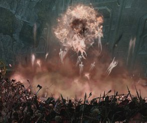 Устрашающая боевая магия Total War: Warhammer