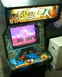 Nastar – фото обложки игры