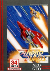 Andro Dunos – фото обложки игры