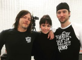 Эмили О'Брайан и вездесущий Трой Бэйкер присоединились к работе над Death Stranding