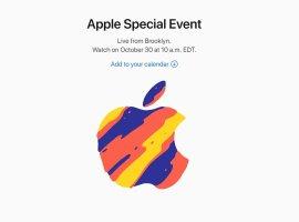 [17:00] Презентация Apple: новые iPad и Mac — с Дмитрием Петренко