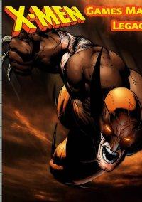 X-Men: Games Master's Legacy – фото обложки игры
