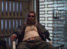 Marvel Studios все еще раздумывает, оставлятьли Тора толстым