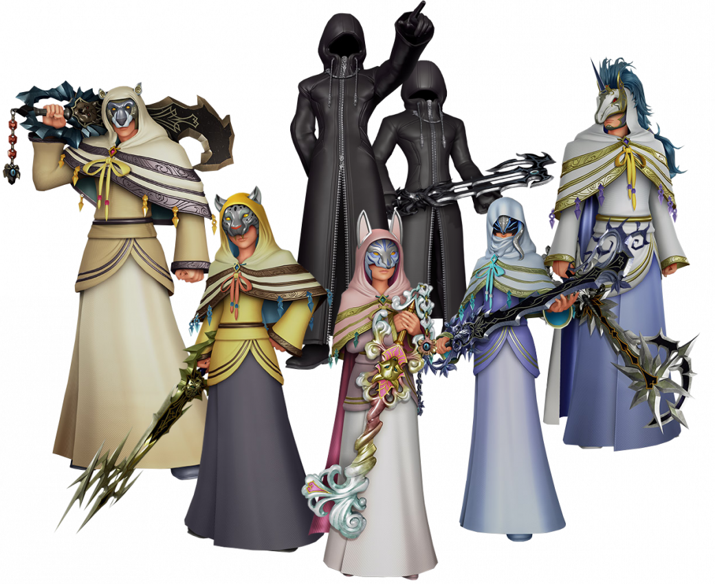 Серия игр Kingdom Hearts - полный пересказ сюжета всех частей Kingdom Hearts | Канобу - Изображение 2