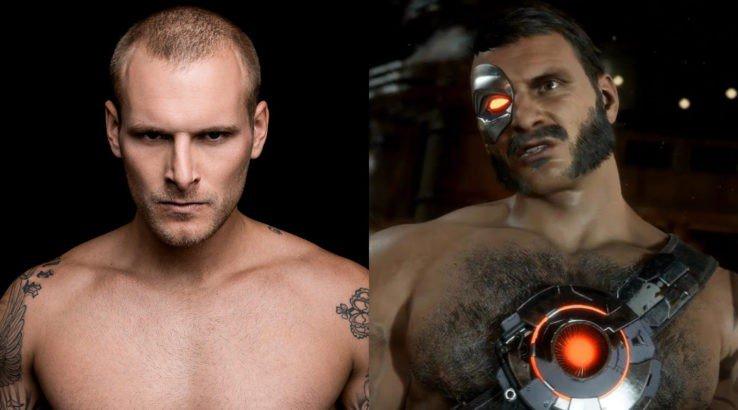 Взгляните наактеров, свнешности которых списали персонажей Mortal Kombat11 | Канобу - Изображение 603