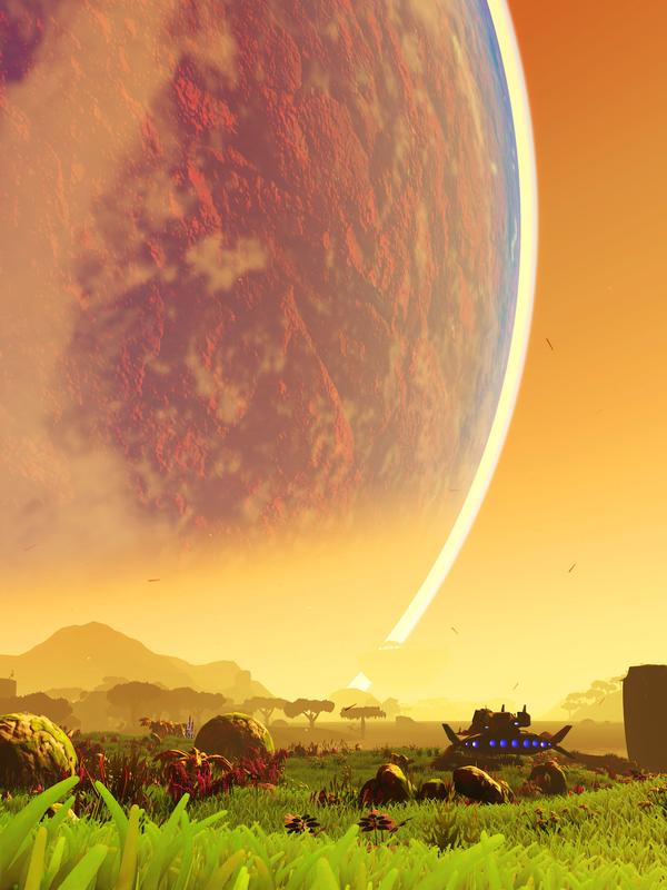 Коллекция потрясающих скриншотов NoMan's Sky, созданных вфоторежиме   Канобу - Изображение 46