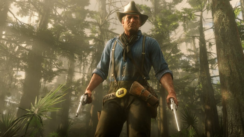 Гайд. Лучшее и уникальное оружие в Red Dead Redemption 2 — и где его найти | Канобу - Изображение 276
