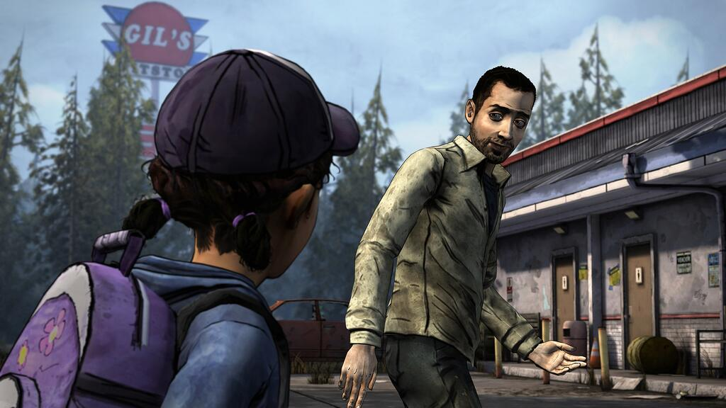 Знакомый герой вернется во втором сезоне The Walking Dead    Канобу - Изображение 15317