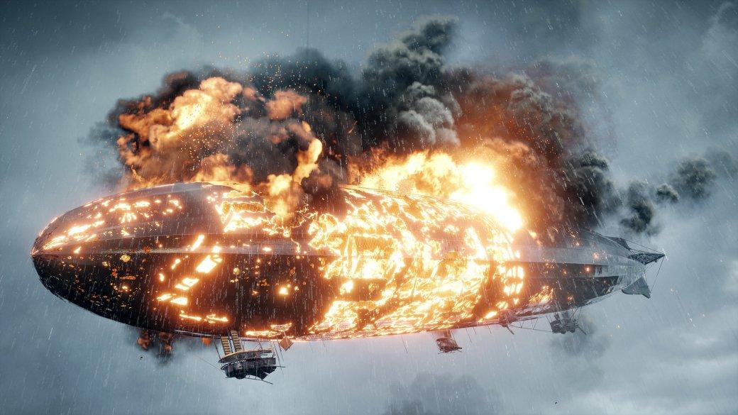 Изумительные скриншоты Battlefield 1 | Канобу - Изображение 8319