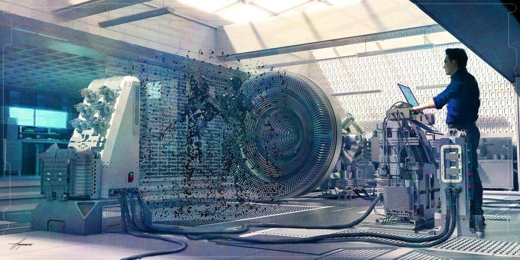 Концепт-арты «Мстителей: Финал» раскрыли другой способ работы машины времени | Канобу - Изображение 1781