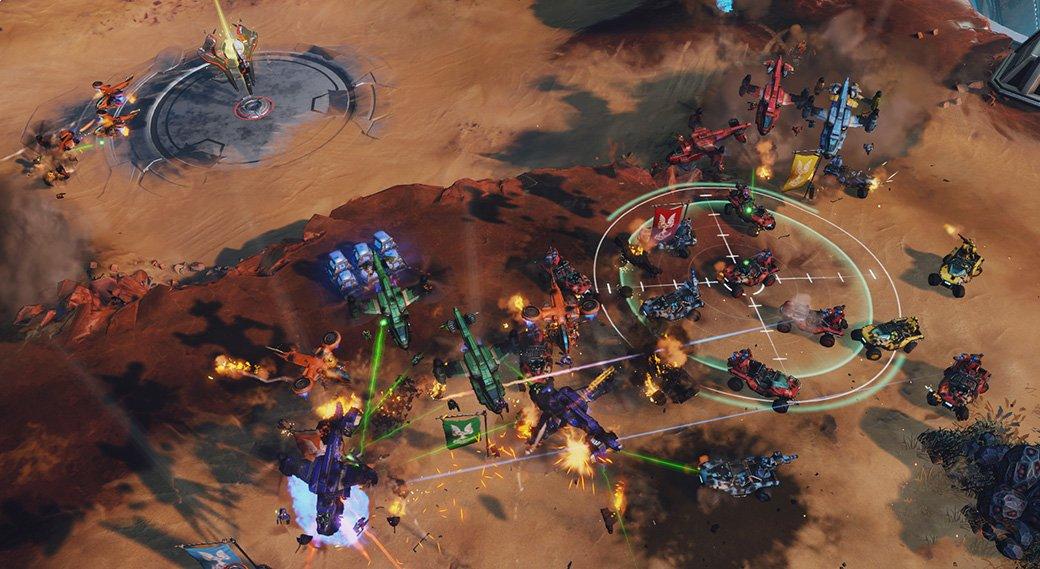 4 часа с Halo Wars 2   Канобу - Изображение 5