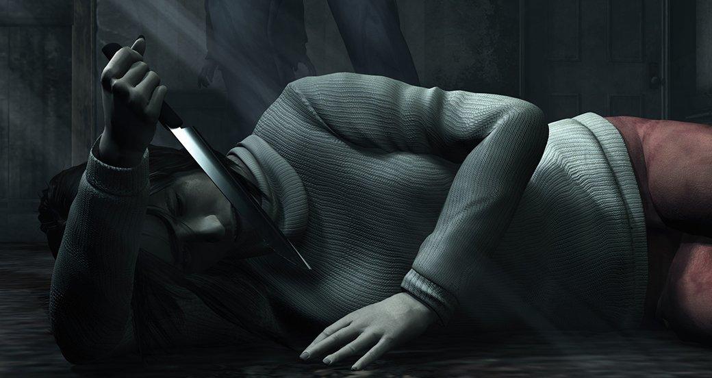15 лет Silent Hill 2— вспоминаем самые жуткие моменты игры   Канобу