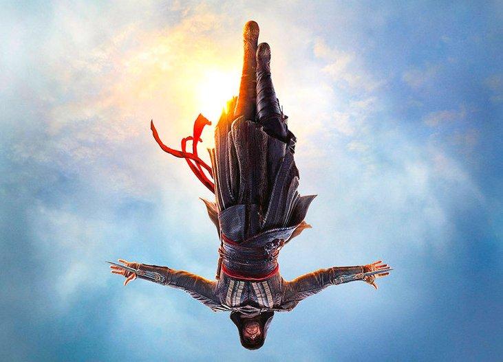 30 главных фильмов 2017. «Кредо убийцы»— прыжок веры вникуда | Канобу - Изображение 0